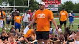 Former Tennessee football standout Jack Jones struggled with retiring at 21 but now he's giving back