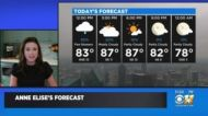 Monday Mid-Day Weather Update