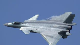 China's J-20 Stealth Fighter Doesn't Need to Be an F-35 to Be Dangerous