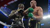 Deontay Wilder to wear another unique outfit for Tyson Fury fight: 'It's going to be special'