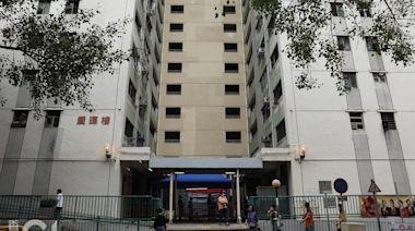 70歲居愛暉樓3座退休婦 4月初跌倒入院後確診 今於屯門醫院離世