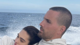 Scott Disick And Amelia Gray Hamlin Pictured Having A Boat Trip - Daily Soap Dish
