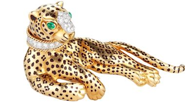 A New David Webb Exhibition Celebrates the Jeweler's Animal Instinct