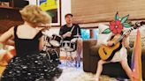 Dax Shepard and His Daughter Sing Adele's 'Hello' During RV Trip — Watch!