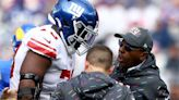 Giants LT Thomas put on IR, out at least 3 games