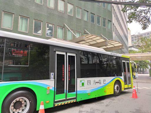 大同、唐榮雙強聯手 進軍電動巴士國際銷售