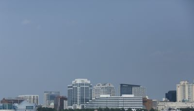 Smoke from Northwestern wildfires affecting air quality in Hampton Roads