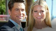 Gwyneth Paltrow reveals Rob Lowe's wife, Sheryl Berkoff, taught her about oral sex when she was a teen