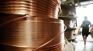 銅價重返1萬美元 大宗商品飆10年新高 | 蘋果新聞網 | 蘋果日報