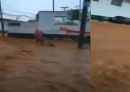 【視頻】唐山大地震44周年 該市大暴雨