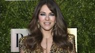 Elizabeth Hurley celebrates her 55th birthday with bubble bath photo