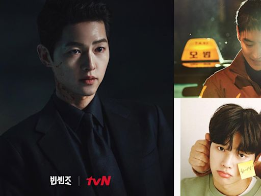 韓國最新電視劇話題性TOP.3《黑道律師文森佐》《模範的士》《如蝶翩翩》