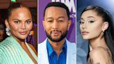 Chrissy Teigen Says She Lives in an 'Ariana Grande Household' as John Legend Battles Her on The Voice