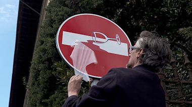 Street signs as art