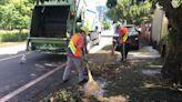 防止登革熱 南市環保局清潔隊結合區里大掃除