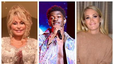 Cue the Christmas music. What's new from Dolly Parton, Jonas Brothers, Carrie Underwood and more