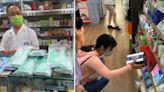 【社區風暴】連鎖藥局又現搶購潮 口罩銷量暴增5倍「大桶酒精賣光了」 | 蘋果新聞網 | 蘋果日報