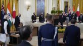 四方安全對話領導人峰會強調多元挑戰 隻字未提中國大陸