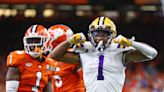 Bengals make history by selecting LSU WR Ja'Marr Chase with the No. 5 pick in NFL Draft