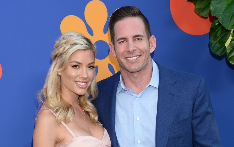Tarek El Moussa Gushed About Heather Rae Young on Instagram Just Before Their Wedding