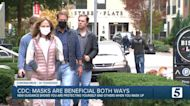CDC: Masks are beneficial to yourself and others
