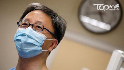 【新冠疫苗】何栢良倡已打2針科興長者溝打復必泰 形容效果好很多亦十分安全 - 香港經濟日報 - TOPick - 新聞 - 社會