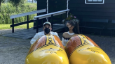 Dalton Gomez and Ariana Grande Shared Snapshots of Their Honeymoon in Amsterdam