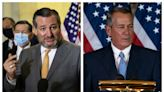 Ted Cruz takes his feud with John Boehner to Twitter
