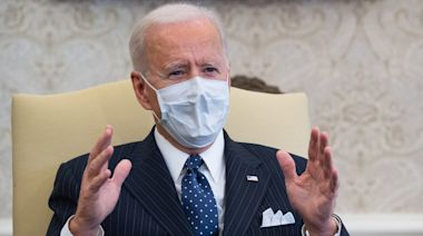 Biden Praises Senate After New Stimulus Package Passes: A 'Giant Step Forward' for COVID Relief