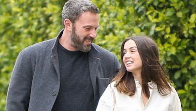 Ana de Armas Seemingly Addressed Rumors She and Ben Affleck Are Getting Back Together