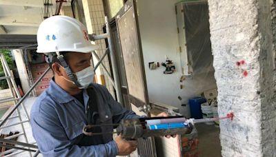 基隆51棟校舍進行耐震補強 打造安全學習環境 - 工商時報