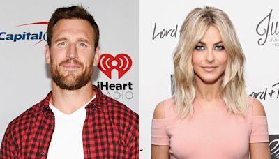Julianne Hough Celebrates First Thanksgiving After Filing for Divorce from Brooks Laich