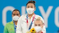 Sunisa Lee wins gold in Olympic gymnastics all-around