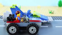LEGO City Vehicles (compilation 6) STOP MOTION LEGO Movie 2, Jurassic World & More | Billy Bricks