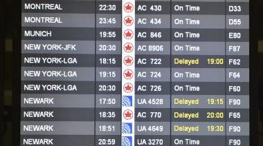 Canadian airlines hit with $45K in fees for violating passenger rules