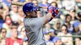 Cubs' Patrick Wisdom brings powerful whiff to rookie home run record