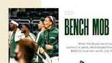 Milwaukee Bucks Foundation and We Energies Foundation Bring Back Bench Mob Bonus for 2020-21 Season | Milwaukee Bucks