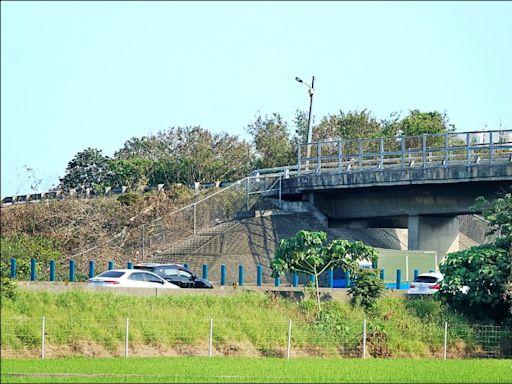 中山高速公路彰化段拓寬拆橋重建 秀水促做好配套