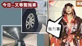 張振朗超黑仔1個月爆兩次軚 網民取笑:拖車師傅好靚女