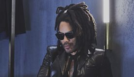 Lenny Kravitz Is The New Face Of YSL Beauty's Y Fragrance