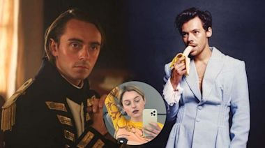 Harry Styles新片染金毛扮同志警員 隱瞞身份娶愛瑪歌連   蘋果日報