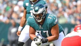 NFL trade rumors: Two AFC teams eyeing Eagles' Andre Dillard, per report