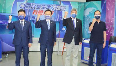 KMT主席大擂台》看完4雄辯論 王銘義曝國民黨隱憂:缺乏統合各族群共主