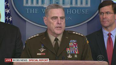 Trump Administration Announces Operation Near Venezuela