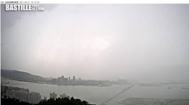 澳門發黑雨警告 低窪地區有a水浸 | 澳門事