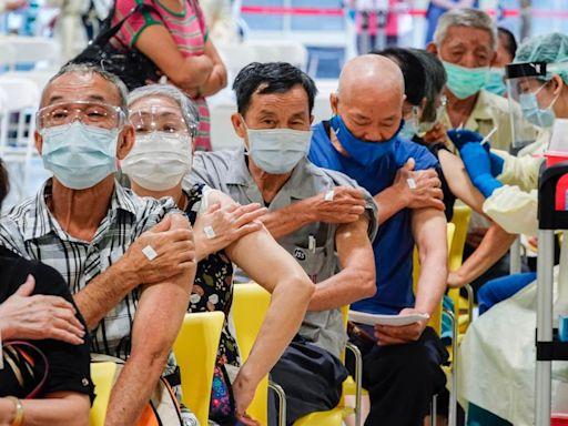 108萬劑莫德納28日開打 陳時中:有這種症狀暫緩接種