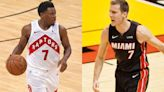Twitter Reacts to Kyle Lowry's No. 7 Heat Jersey: 'Disrespectful'