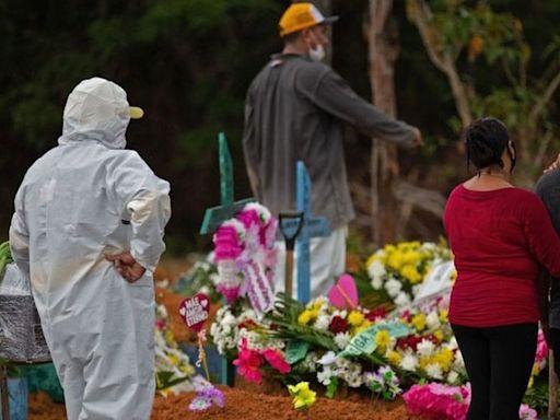 新冠疫情:巴西死亡數突破40萬,高官「炮轟」中國疫苗的背後