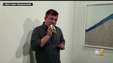 Banana Art Eater Speaks Out