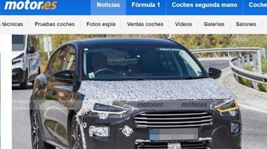 新款 Focus Active 測試身影曝光!小改 Focus 車系預計明年春季登場 - 自由電子報汽車頻道